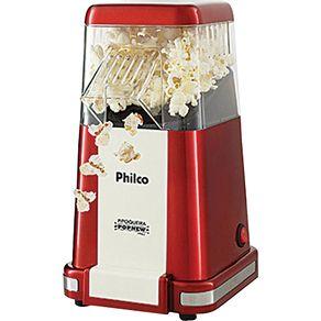 Pipoqueira-Eletrica-Philco-PopNew-Retro-PPI02-Vermelha-127V-