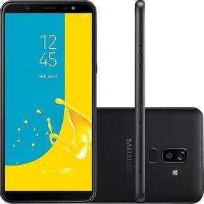 Smartphone-Samsung-J8-J810M-64GB-Desbloqueado-Dual-Chip.-Tela-6-.-4G-Wi-Fi-e-Dual-16MP-5MP-Preto-