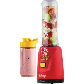 Blender-Mallory-350W-com-2-Copos-Mickey-Mouse-Vermelho-127V-