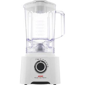Liquidificador-Arno-700W-com-Capacidade-de-3.1L-e-5-Velocidades-Power-Max-LN51-Branco-127V-