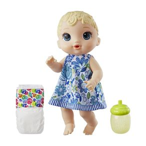Boneca-Baby-Alive-Hora-do-Xixi-E0385-Hasbro-Loira