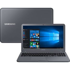 Notebook-Samsung-LED-Full-HD-15.6--Essentials-E30-NP350XAA-Intel-i3-4GB-1TB-Windows-10-Cinza