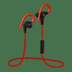Fone-de-Ouvido-com-Gancho-Bluetooth-DL-CitySound-CS8-Vermelho