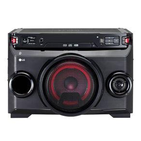 Mini-System-com-CD-200W-Bluetooth-LG-X-Boom-Festa-OM4560-com-Entradas-USB-e-Auxiliar