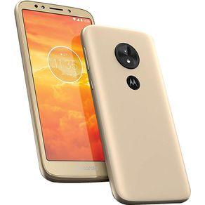 Smartphone-Motorola-E5-Play-XT1920-16GB-com-Dual-Chip-Tela-5.3--4G-Wi-Fi-8MP-Dourado-