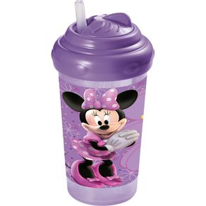 Copo-com-Canudo-300ml-Multikids-Minnie-BB083-