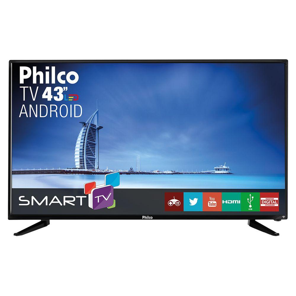 4b65de270 Smart TV Android LED 43