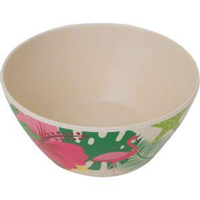 Tigela-Fibra-de-Bambu-Redonda-320ml-Anji-Flamingo-