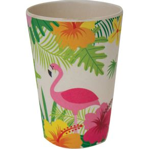Copo-Fibra-de-Bambu-350ml-Anji-Flamingo-