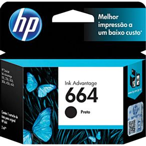 Cartucho-de-Tinta-HP-664-Preto-