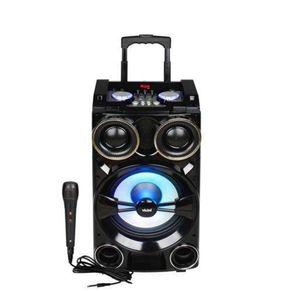Caixa-Acustica-com-Bluetooth-Microfone-300W-RMS-Entradas-USB-SD-e-Auxiliar-Vicini-VC7301-Preta