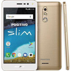 Smartphone-Positivo-Slim-S510-8GB-Desbloqueado-com-Dual-Chip.-Tela-5-.-3G-Wi-Fi-e-8MP-Dourado