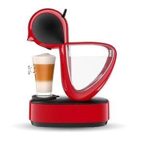 Cafeteira-Expresso-15BAR-Arno-Nescafe-Dolce-Gusto-Infinissima-DG16-Vermelha-127V