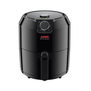 Fritadeira-sem-Oleo-4.2L-Arno-Air-Fryer-Super-BFRY-Preta-127V