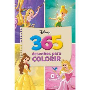 Livro-Infantil-365-Desenhos-Disney-Culturama-Meninas