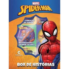 Livro-Infantil-Box-de-Historias-Culturma-Homem-Aranha