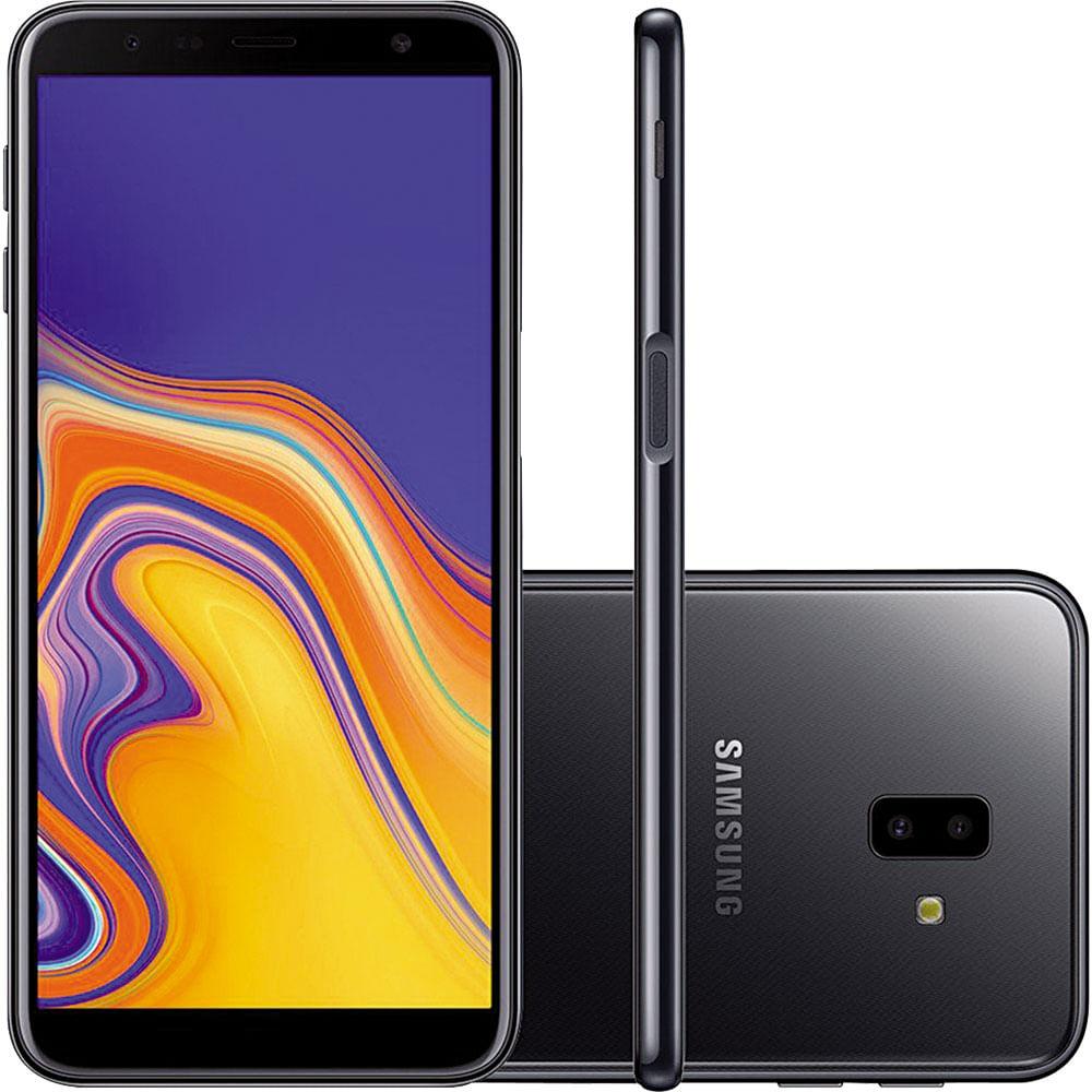 ddd6a39a8b Smartphone Samsung Galaxy J6 Plus J610G 32GB Dual Chip Tela 6