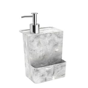 Dispenser-Multi-Glass-Coza-Marmore-Branco
