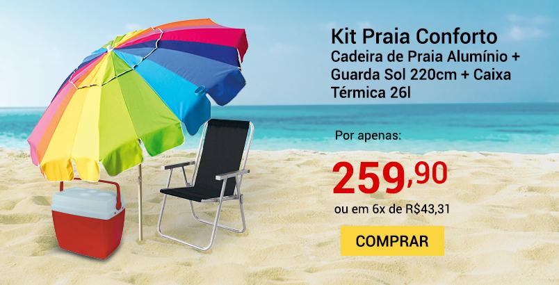 kit praia