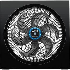 Circulador-Arno-50cm-com-3-Velocidades-e-6-Pas-Turbo-Silencio-Maxx-Repelente-CC97-Reclinavel-130W-127V---Preto-