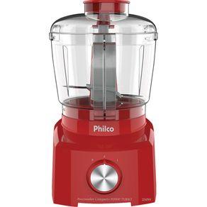 Processador-500ml-Philco-PH900-Turbo-Vermelho-127V-
