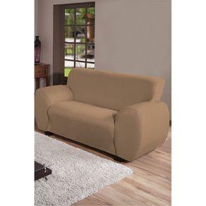 Capa-para-Sofa-2-Lugares-Arte---Cazza-Malha-Gel-Bege-