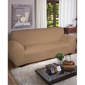 Capa-para-Sofa-3-Lugares-Arte---Cazza-Malha-Gel-Bege-