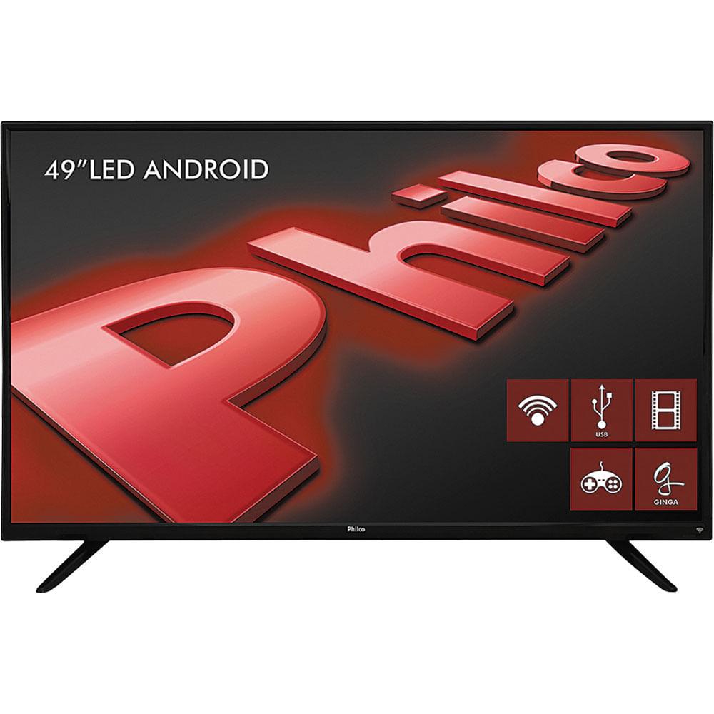 313d13f92 Smart TV LED 49