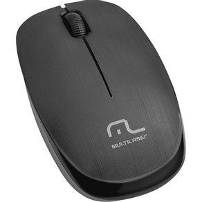 Mouse-sem-Fio-USB-Multilaser-MO251-Preto-