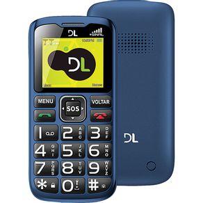 Celular-DL-YC-120-com-Dual-Chip-e-Tecla-SOS-Azul-