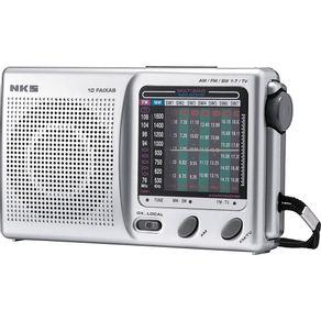 Radio-Portatil-com-10-Faixas.-Sintonizador-de-TV-e-AM-FM-SW-NKS-AC-117-