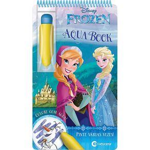 Livro-Infantil-Aquabook-Culturama-Frozen-