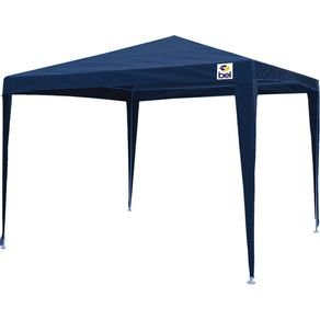 Tenda-Gazebo-2x2m-301302-Bel-Fix-Azul-