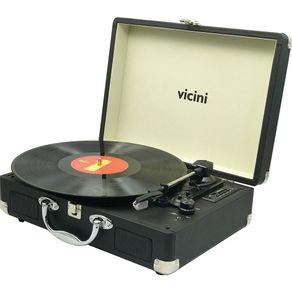 Toca-Disco-Bluetooth-10WRMS-Vicini-Classic-VC-285-Entradas-USB-e-SD-Preto