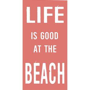 Toalha-de-Praia-Aveludada-76x152cm-Karsten-Beach-Life-Rose-