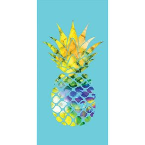 Toalha-de-Praia-Aveludada-76x152cm-Karsten-Pineapple-
