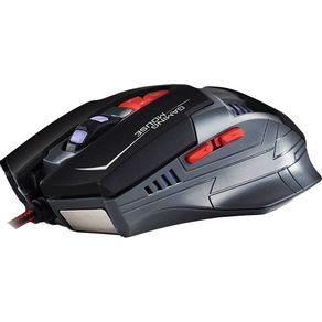 Mouse-Gamer-Hoopson-Programavel-GX-800-Preto