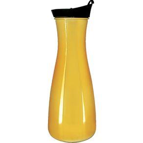 Garrafa-de-Vidro-1L-Yazi-Mirror-YGF12-Ouro-