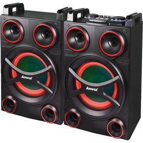 Conjunto-2-Caixas-Amplificadas-Bluetooth-1000WRMS-Amvox-ACA-1010-Turbo-com-Entradas-USB-e-SD