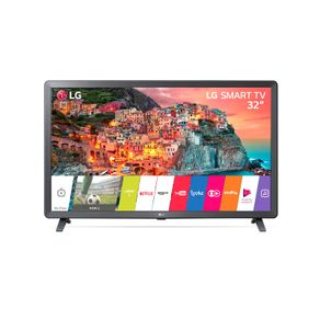 Smart-TV-LED-32-HD-LG-LK615BPSB-Conversor-Digital-3-HDMI-e-2-USB-Preta