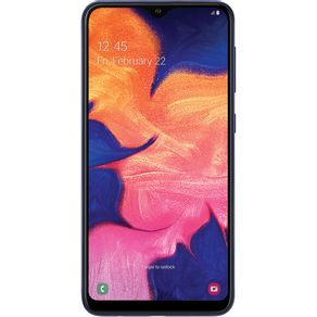 Smartphone-Samsung-Galaxy-A10-A105M-32GB-Dual-Chip-Tela-6.2--4G-Wi-Fi-Camera-13MP-Azul-