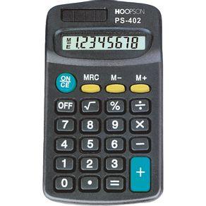 Calculadora-8-Digitos-Hoopson-PS-402-Preta-