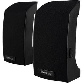 Caixa-de-Som-1.5W-Hoopson-USB-CX-PC011-Preta-