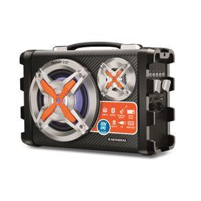 Caixa-Amplificada-80WRMS-Mondial-Multi-Connect-Thunder-VII-MCO-07-com-Entradas-USB-e-Micro-SD