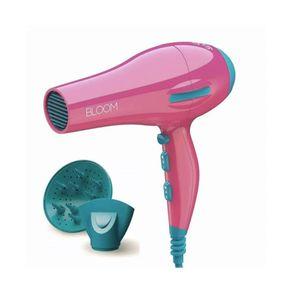 Secador-de-Cabelo-Gama-Bloom-Ceramic-Ion-Pink-127V-Rosa-e-Azul