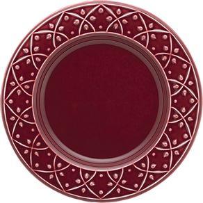 Prato-de-Ceramica-Sobremesa-20cm-Mendi-Oxford-Corvina-