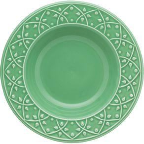 Prato-de-Ceramica-Fundo-23cm-Mendi-Oxford-Salvia-