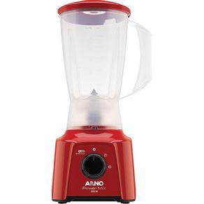 Liquidificador-Arno-Power-Mix-LQ11-550W-2L-2-Velocidades-Vermelho-127V
