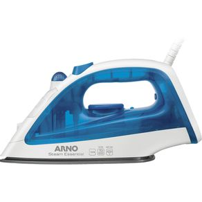 Ferro-de-Passar-Roupa-Arno-Steam-Essential-FE20-Vapor-Spray-Azul-127V
