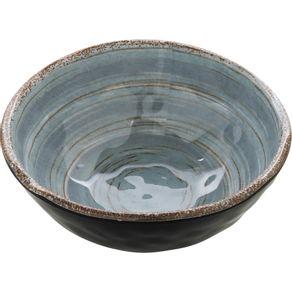Tigela-de-Melamina-15cm-com-Efeito-Textura-Azul